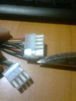 разъем OMVL для самодельного кабеля