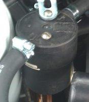 фильтр с отстойником тонкой очистки газа Matrix