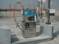 колонка на газовых заправках