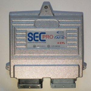 Блок управления ГБО 4 поколения SEC PRO