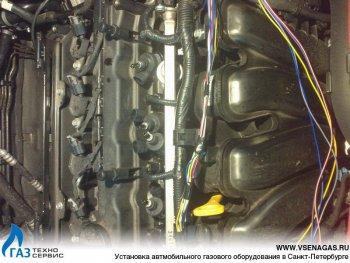Прокладки проводки в автомобиле