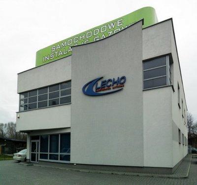 Lecho производитель ГБО 4 поколения