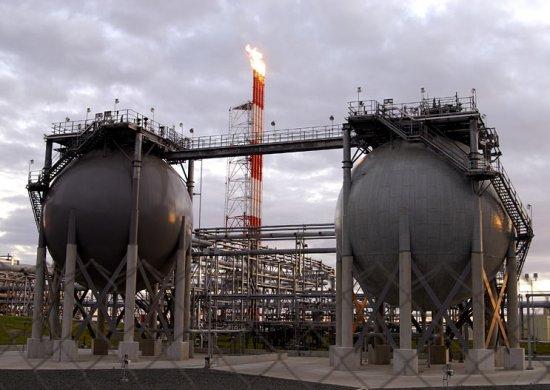 получение сжиженного метана