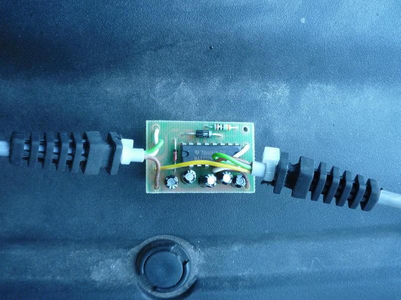 Схемы изготовления и проверка кабеля для ГБО.