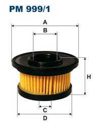 фильтр газового редуктора pm999-1