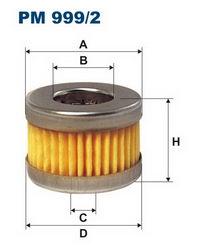 фильтр газового клапана pm999-2