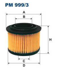 фильтр тонкой очистки pm999-3