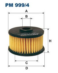 газовый фильтр pm999-4
