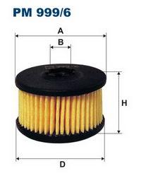 фильтр газового клапан pm999-6