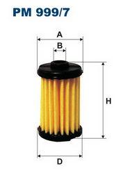 фильтр газовый pm999-7