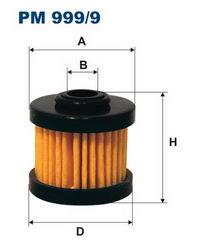 газовый фильтр pm999-9
