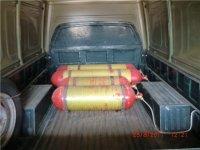 установка ГБО метан на автомобиль ВИС